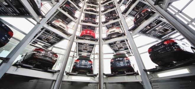 Schwäche in China: Bei Volkswagen brechen die Auslieferungen ein