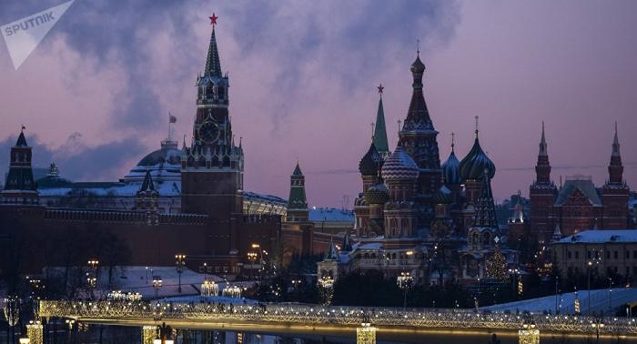 Warum Russland besser drauf ist, während es der Welt schlecht geht - Experten
