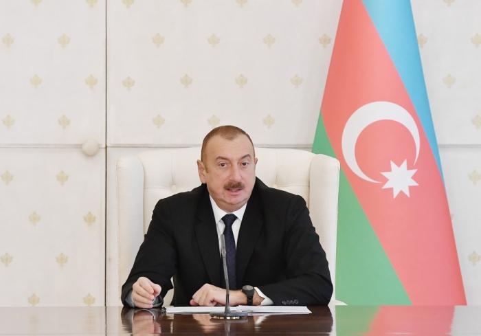 """""""Düşmənin elə hərbi hədəfi yoxdur ki, onu məhv edə bilməyək"""" - Prezident"""