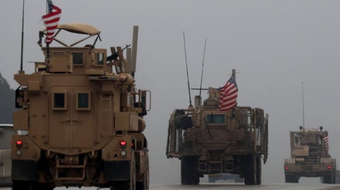 US-Militär zieht Teil seiner Ausrüstung aus Syrien ab