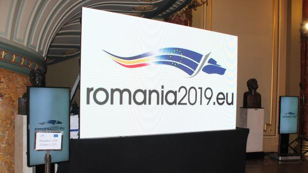 RumänienübernimmtEU-Ratspräsidentschaft