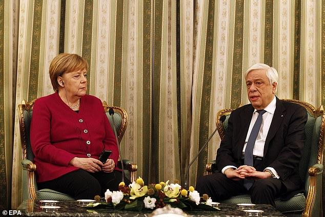 Merkel says Germany