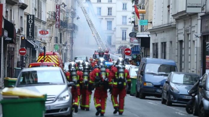 France: 2 killed after gas explosion in Paris bakery