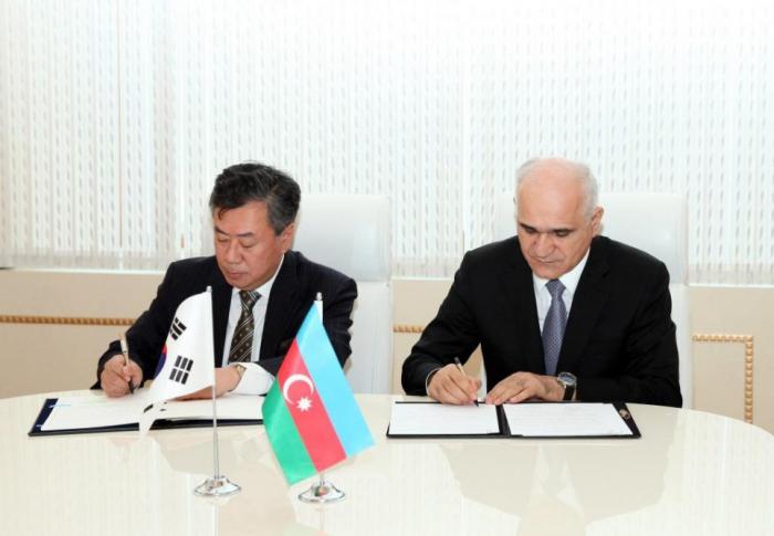 Azerbaijan, Republic of Korea sign Framework Agreement