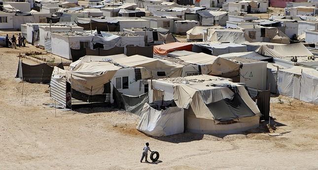 Starving Syrian mother sets herself on fire at Jordan refugee camp