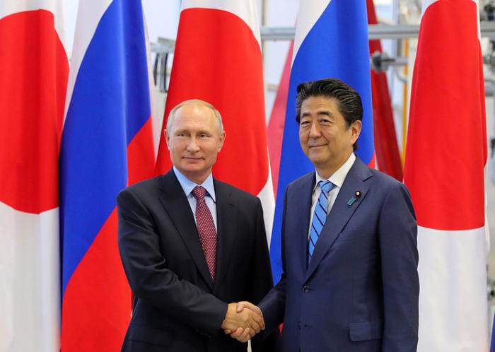 Putin, Abe to hold talks on January 22, says Kremlin