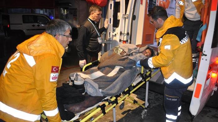 Turkish coast guard rescues 40 migrants in Aegean Sea