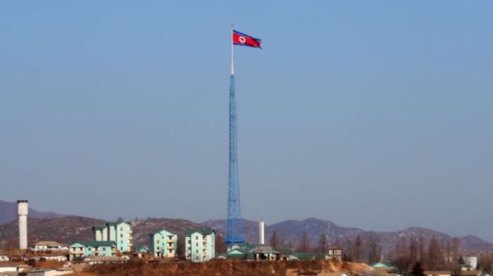 """South Korea no longer lists North Korea as an """"enemy"""" in its defense report"""