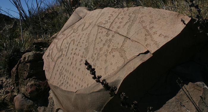 Petrograbados, vestigios históricos encontrados en México