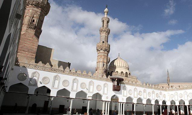 EgyptUniversity expelsfemale studentfor