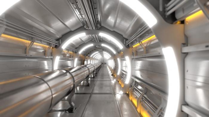 Cern-Physiker planen gigantischen neuen Teilchenbeschleuniger
