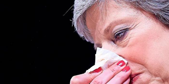 """Brexit-Abstimmung - """"Mays Albtraum"""""""