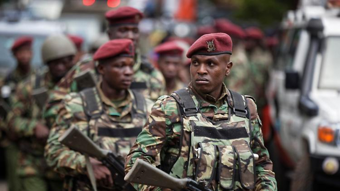 Kämpfe gegen Terroristen in Nairobi dauern an