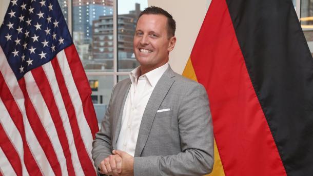 US-Botschafter Grenell wegen Sanktionsdrohungen weiter in der Kritik