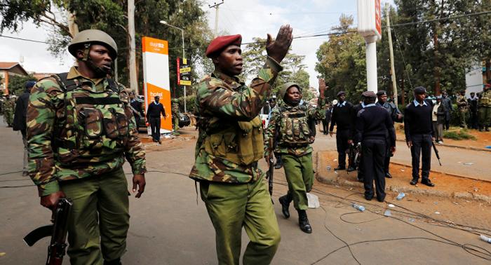 Kenia da por terminada la operación contra los atacantes de hotel en Nairobi