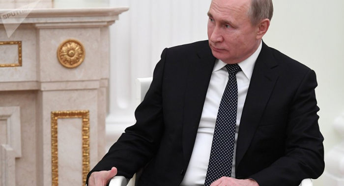 """Kreml-Sprecher: Putin lässt manchmal """"Blut in den Adern gefrieren"""""""