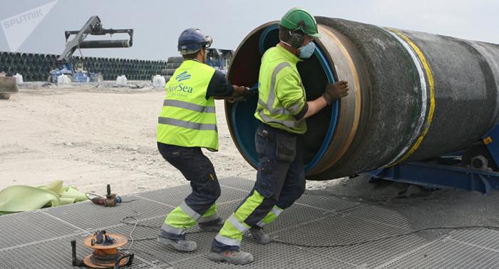 US-Botschafter Grenell nennt Grund für Drohungen wegen Nord Stream 2
