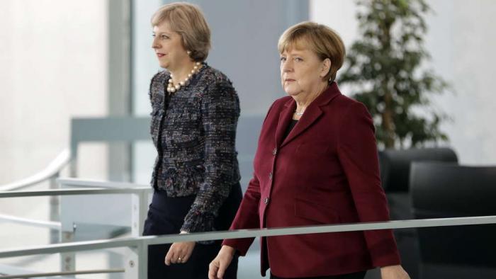 Merkel fordert von London Klarheit über Brexit-Kurs