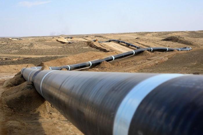 Azərbaycan təbii qaz ixracını artırıb