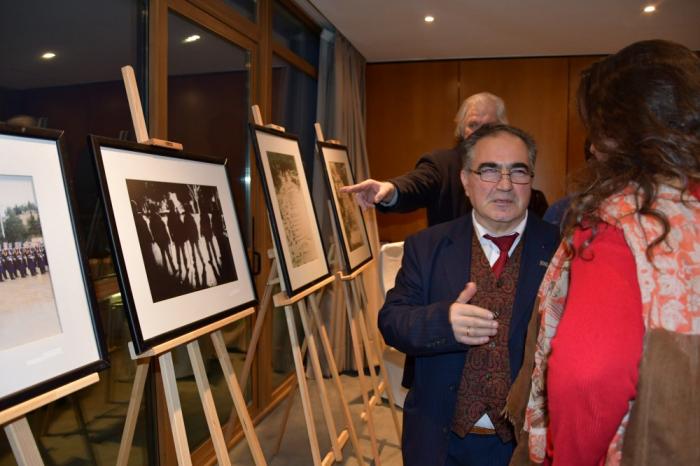 Honran la memoria de las víctimas de la tragedia del 20 de enero en España
