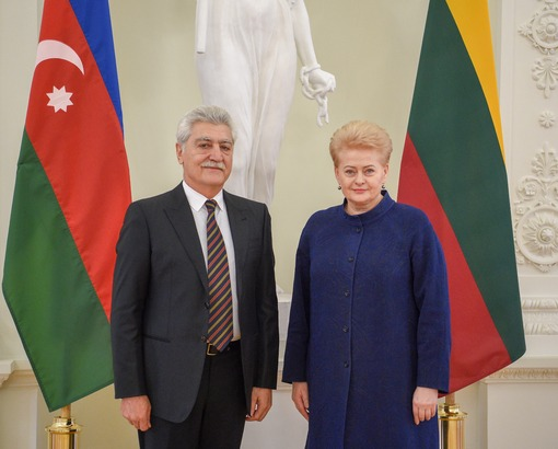 Lithuania ready to develop closer economic relations with Azerbaijan