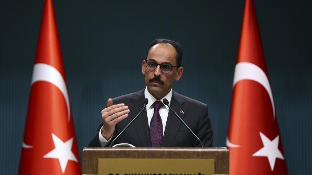 Kontrolle über Sicherheitszone bei der Türkei