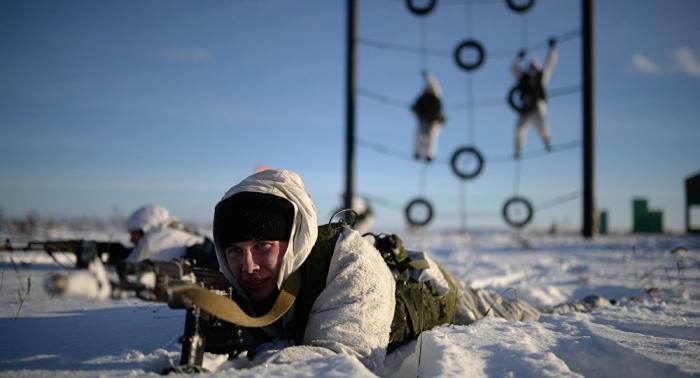 Russland startet Militärübung mit 10.000 Soldaten