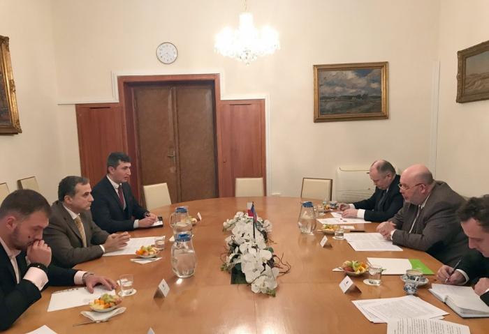 Aserbaidschan, Tschechische Republik diskutieren Zusammenarbeit in der Landwirtschaft