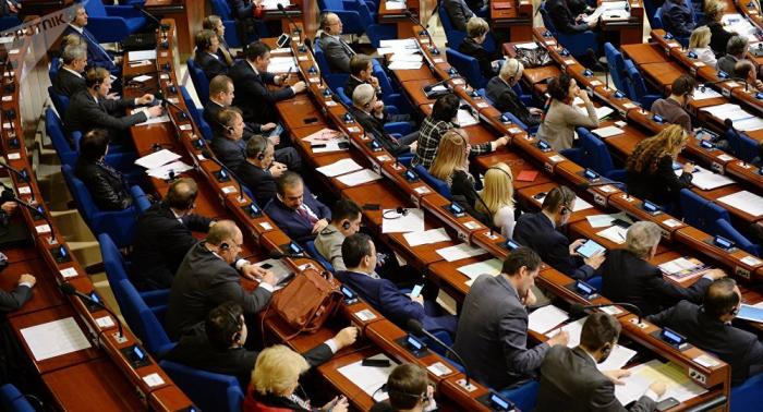 La Cámara Baja rusa rechaza volver a la PACE