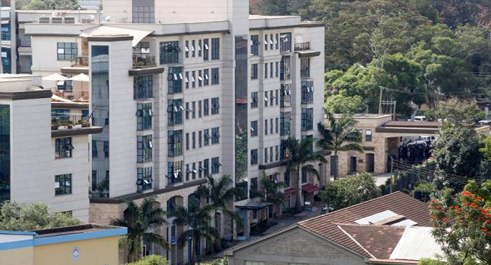 Hallan explosivos en el complejo hotelero atacado por terroristas en Nairobi