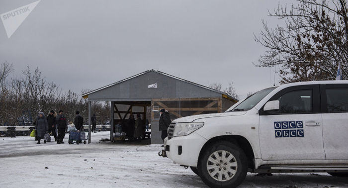 Donbass-Konflikt: OSZE meldet Rückgang der zivilen Opfer im Jahr 2018