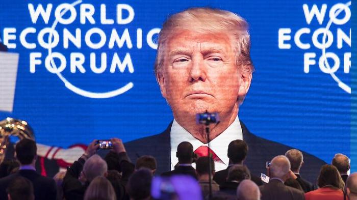 US-Delegation reist nicht zum Davos-Gipfel