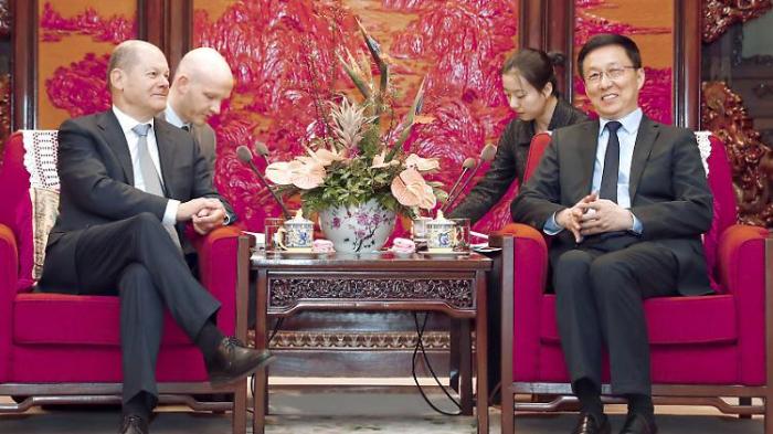 Berlin und Peking weiten Finanz-Kooperation aus