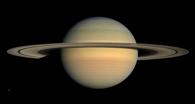 Saturn spent billions of years without its rings, scientists say