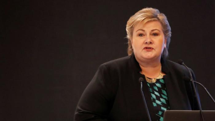 Norwegens Minderheitsregierung wird zu Mehrheitsregierung