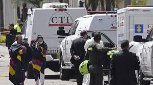 Identifican al autor material del atentado terrorista en Bogotá