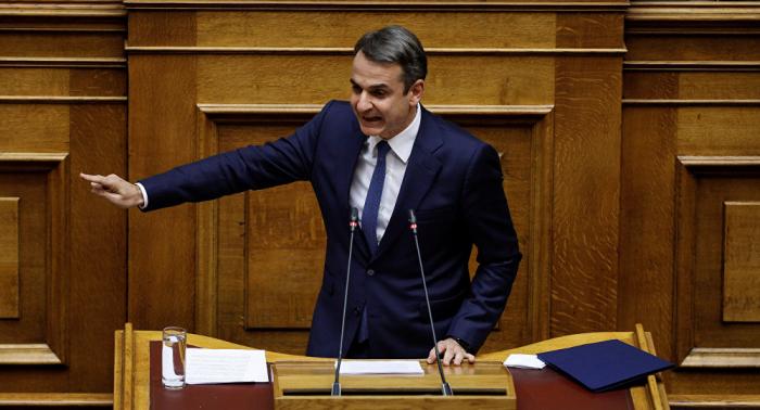 La oposición griega propone comicios anticipados en vez de teledebates sobre Macedonia