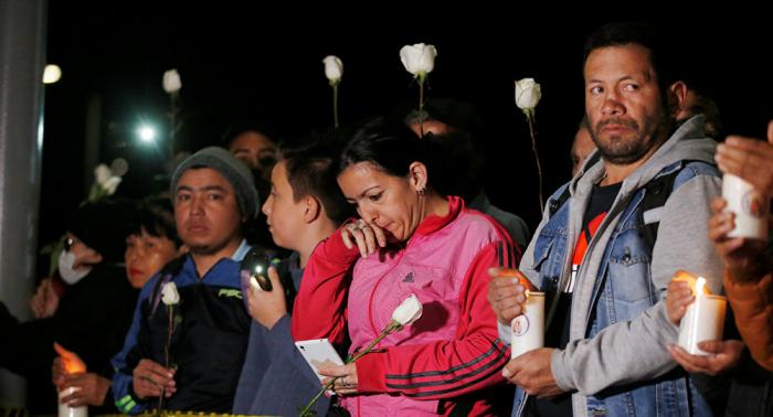 El autor del atentado en Bogotá pertenece al ELN desde 1994– ministro de Defensa de Colombia