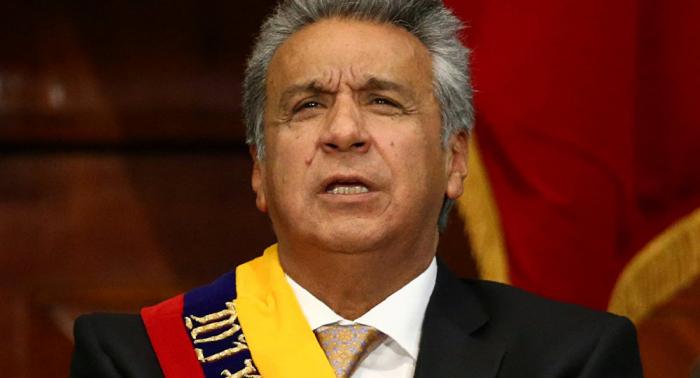 Presidente de Ecuador veta parcialmente reformas a Ley de Comunicación