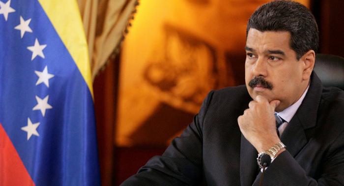 Maduro sostiene encuentro con embajadores de la UE en Caracas