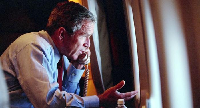Shutdown in den USA: Bush kauft Pizza für den Secret Service