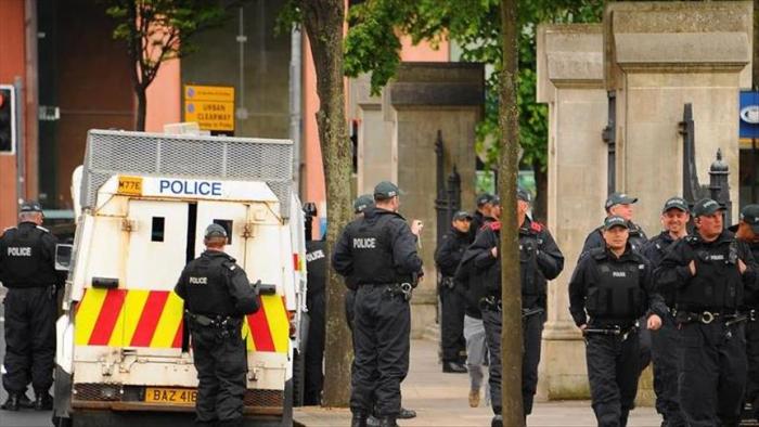 Car bomb explodes in Northern Irish city