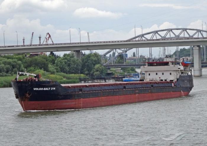 Body of Azerbaijani captain of Volgo-Balt 214 cargo ship found in Black Sea