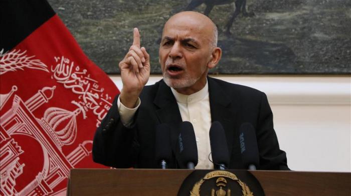 Afghan President Ghani announces will seek second term