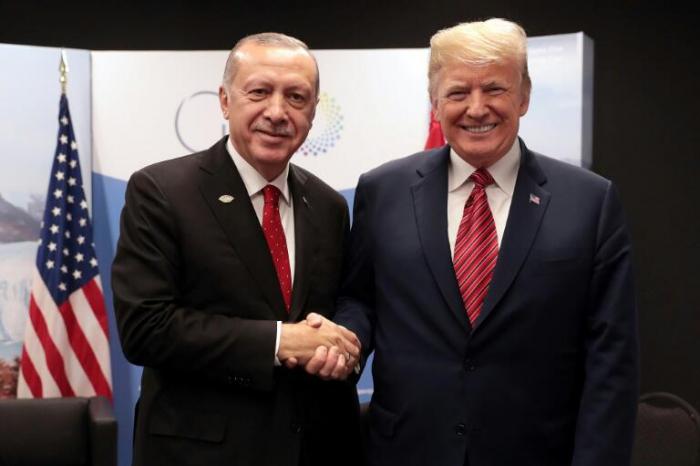 Erdogan will von Trump freie Hand in Nordsyrien