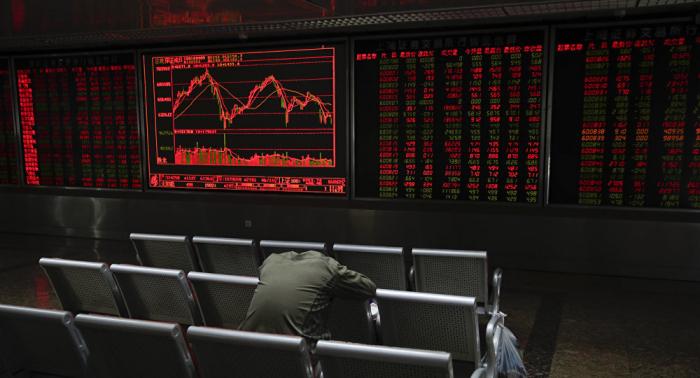 Chinas Wachstum fällt auf 28-Jahres-Tief