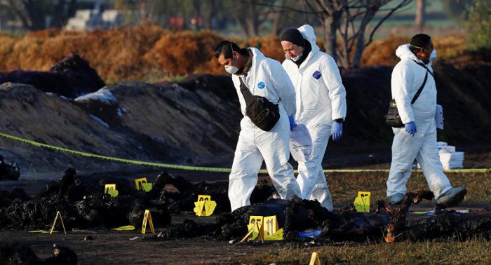 ¿Qué pudo haber provocado la explosión en el ducto mexicano?