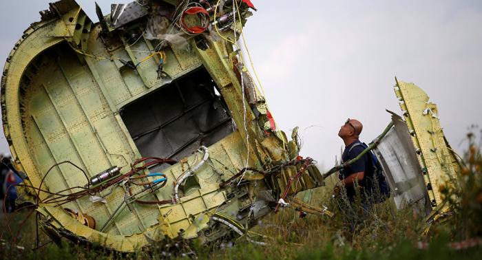Rusia denuncia que sus datos sobre el derribo de MH17 fueron ignorados