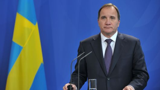 Swedish Soc Dem leader Lofven wins second term as PM