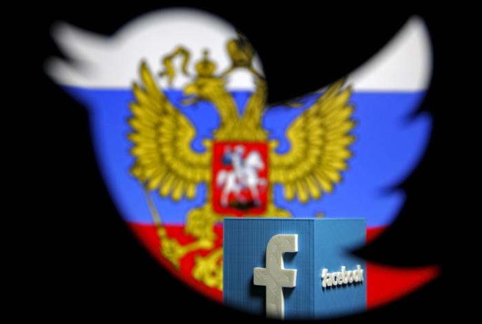 Russland leitet Verfahren gegen Facebook und Twitter ein